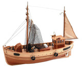 Artesania Latina Bremen Krabenkutter 1:35 Wooden Model Kit