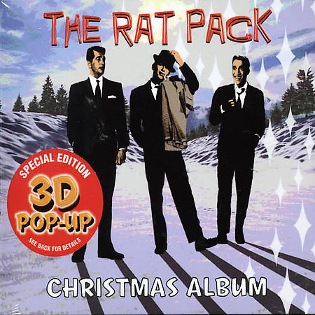 Ratpack Christmas Album by Various Artists