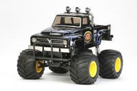 Tamiya RC Midnight Pumpkin Black Edition CW01 Monster Truck 1/12 Kit