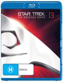 Star Trek The Original Series - Season 3 Remastered on Blu-ray