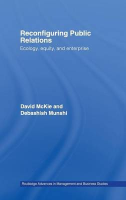 Reconfiguring Public Relations by David McKie image