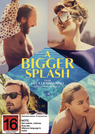 A Bigger Splash on DVD