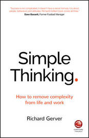 Simple Thinking by Richard Gerver