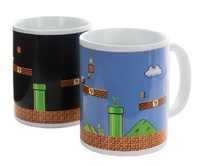 Super Mario Bros. - Heat Change Mug