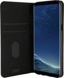 "3SIXT Samsung Galaxy S8 5.7"" SlimFolio - Black"