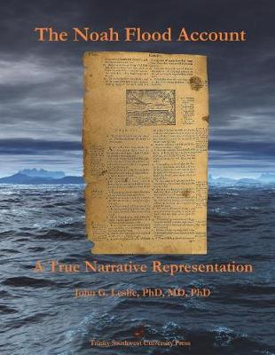 The Noah Flood Account by John G Leslie image