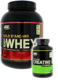Optimum Nutrition Gold Standard 100% Whey - Chocolate Mint (2.27kg)