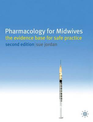 Pharmacology for Midwives by Sue Jordan image