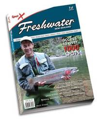 Spot X Freshwater New Zealand: Access to Over 1000 Spots by Mark Draper
