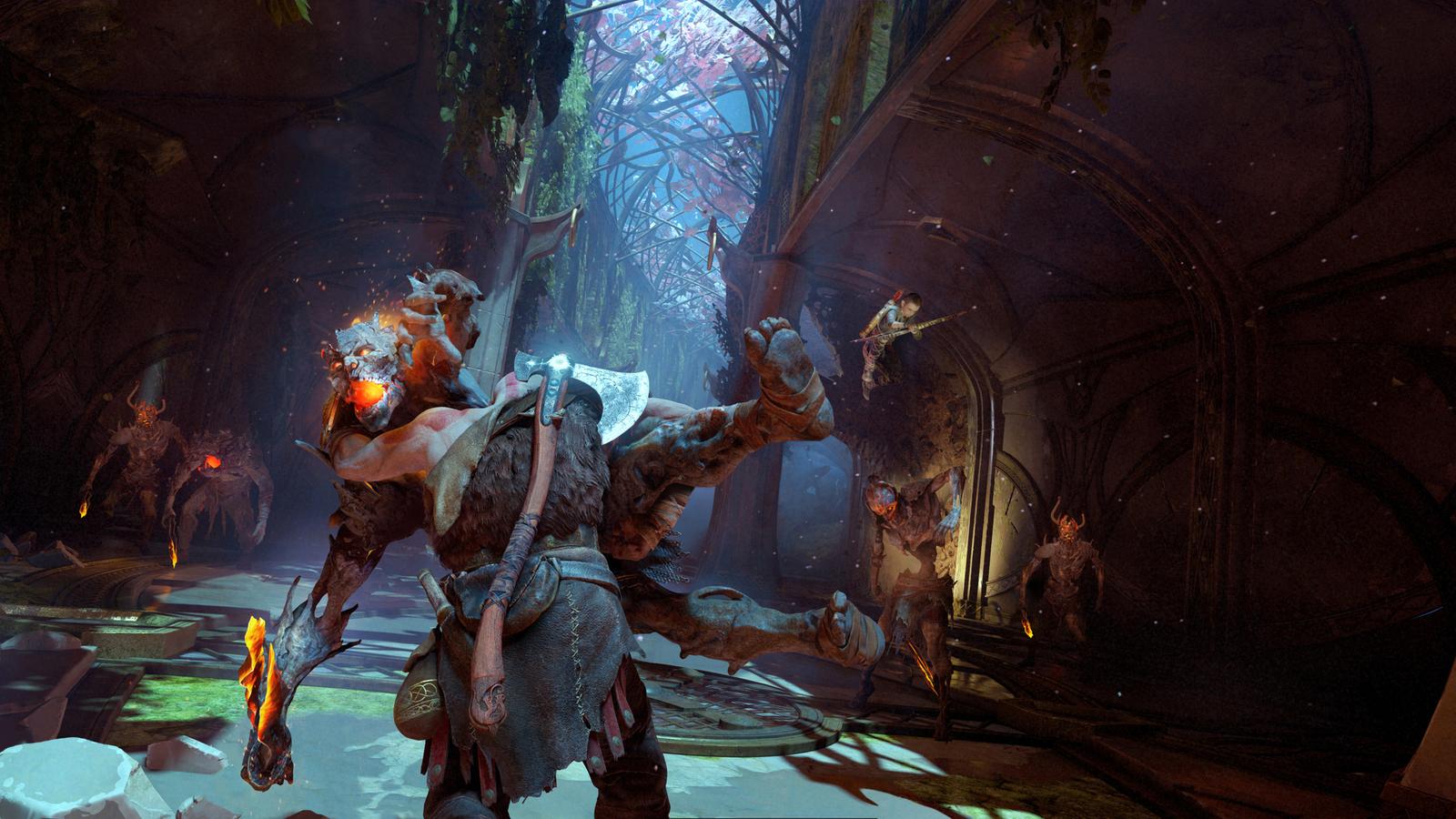 God of War for PS4 image