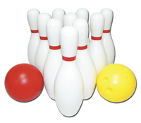 10 Pin Bowling with 2 Balls
