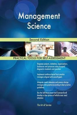 Management Science Second Edition by Gerardus Blokdyk image