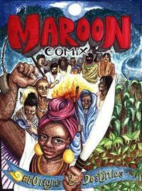 Maroon Comix image