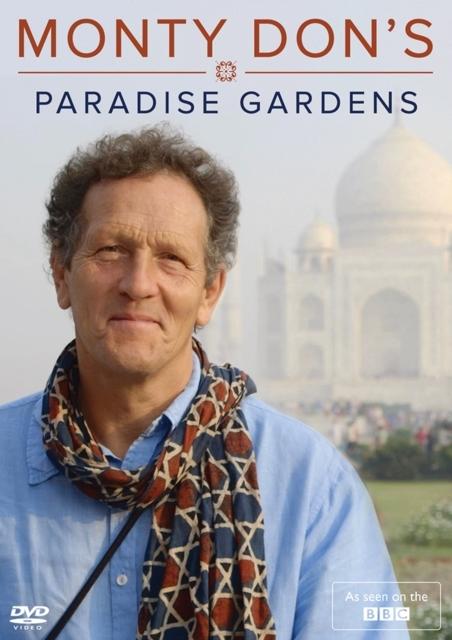 Monty Don's Paradise Gardens on DVD