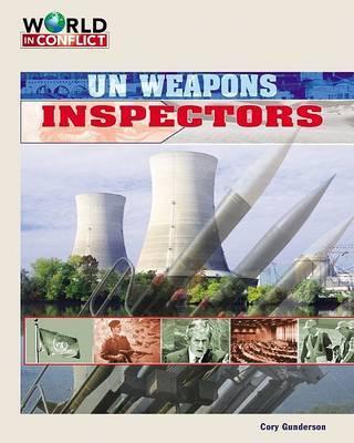 U.N. Weapons Inspectors by Cory Gideon Gunderson image