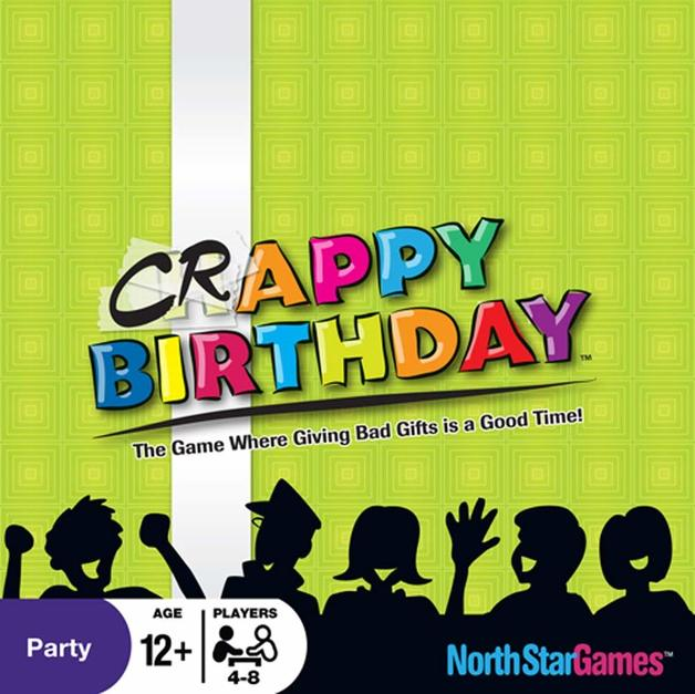 Crappy Birthday - The Bad Gift Party Game