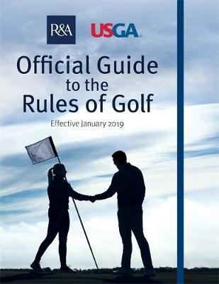 Official Guide to the Rules of Golf by RA image