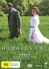 Howard's End (2018) on DVD