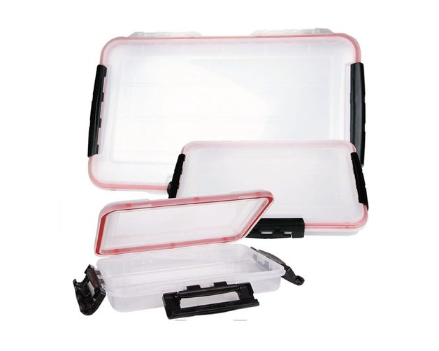 Catch 13 Compartment Airtight tacklebox 275 x 185 x 50mm
