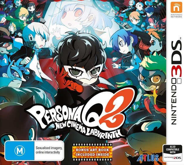 Persona Q2: New Cinema Labyrinth for 3DS