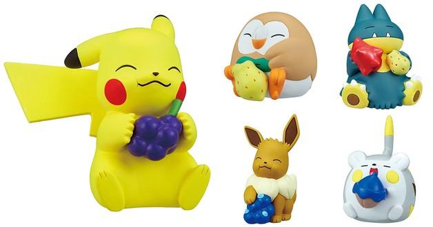 Pokemon: Manpuku Pakupaku Mascot - Blind Box