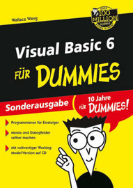 Visual Basic 6 Fur Dummies by W. Wang image