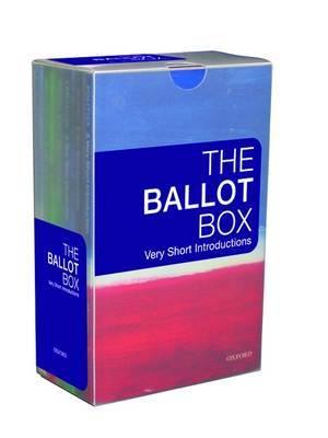 The Ballot Box: A Very Short Introduction image
