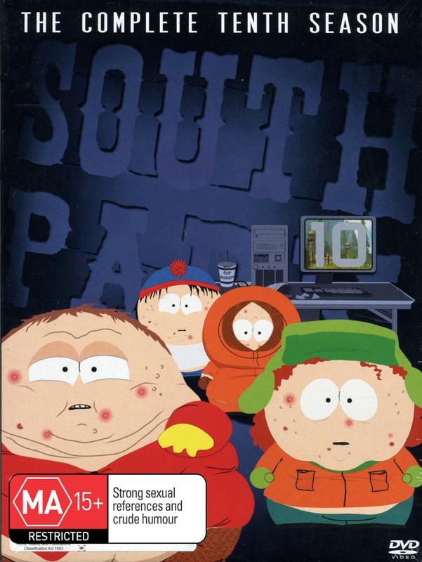 South Park - Season 10 on DVD