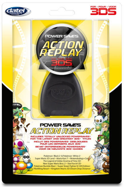 Powersaves 3ds Download