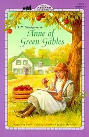 L.M. Montgomery's Anne of Green Gables by Jennifer Dussling image