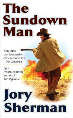 The Sundown Man by Jory Sherman image
