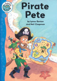 Pirate Pete by Lynne Benton image