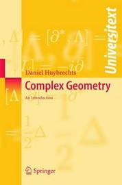 Complex Geometry by Daniel Huybrechts image