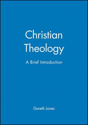 Christian Theology by Gareth Jones image