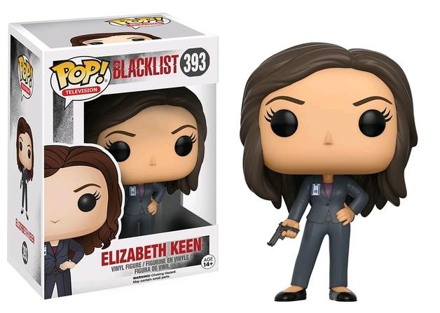 The Blacklist - Elizabeth Keen Pop! Vinyl Figure
