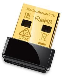 TP-Link: Archer T1U - Wireless Nano USB Adapter