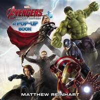 Marvel's Avengers: Age of Ultron: A Pop-Up Book by Matthew Reinhart