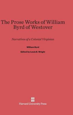 a comparison of writing styles by william bradford and william byrd in english literature William bradford described this journey as being the absolute worstat the end of the journey his wife,dorothy,decided to jump off of the ship because she seen that their destination was not earthly as she thought it would be.