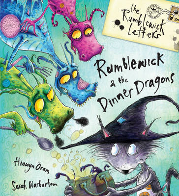 Rumblewick and the Dinner Dragons by Hiawyn Oram image