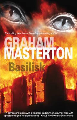 Basilisk by Graham Masterton image