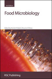 Food Microbiology by Martin Ray Adams image
