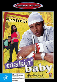 Makin' Baby (Urban Flix Collection) on DVD image