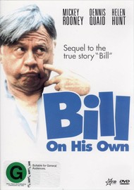 Bill - On His Own on DVD image
