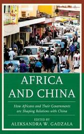 Africa and China