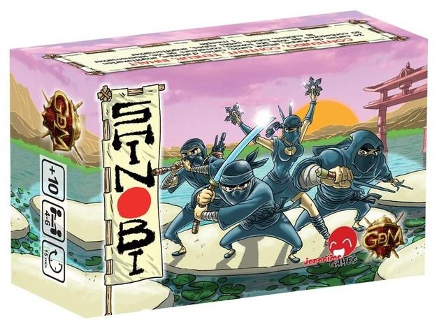 Shinobi - Card Game