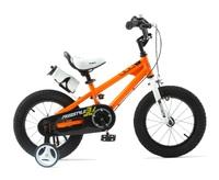 """RoyalBaby: BMX Freestyle - 12"""" Bike (Orange) image"""