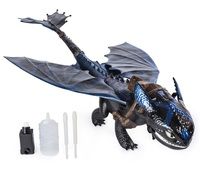 How to Train Your Dragon 3 - Fire Breathing Toothless