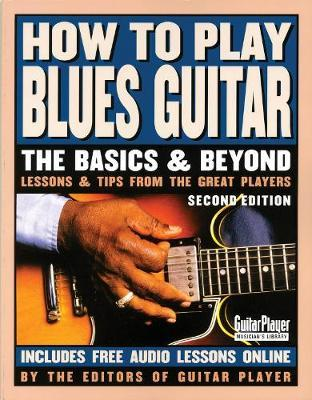 How to Play Blues Guitar by Richard Johnston