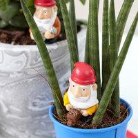 Mini Plant Pot Gnomes (Set of 4) image