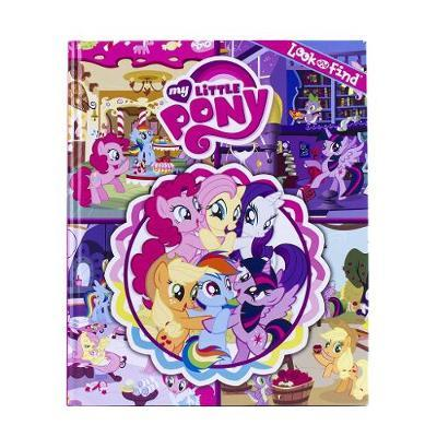 My Little Pony Look & Find image
